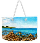 Kettle Cove Weekender Tote Bag