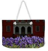 Kew Garden Irises Weekender Tote Bag