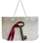 Key On Windowsill Weekender Tote Bag
