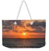 Key West Sunrise Weekender Tote Bag