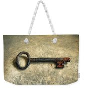 Key With Blood On It. Weekender Tote Bag