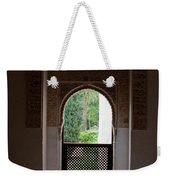 Keyhole Window Weekender Tote Bag