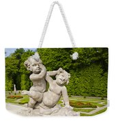 Kids At Play Weekender Tote Bag