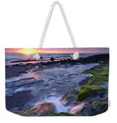 Killala Bay, Co Sligo, Ireland Sunset Weekender Tote Bag