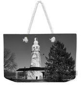 Kimberly Point Lighthouse Weekender Tote Bag