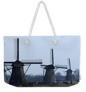 Kinderdijk Windmills 2 Weekender Tote Bag