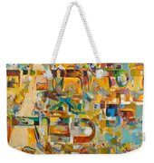 Kindness And Mercy Are Before Hashem's Glory Weekender Tote Bag
