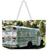 Kindness Bus 2 Weekender Tote Bag