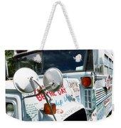 Kindness Bus 4 Weekender Tote Bag