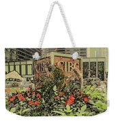 King And Bay Streets Weekender Tote Bag