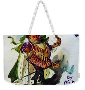 King Carnaval March - Mardi Gras Weekender Tote Bag
