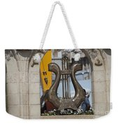 King David's Harp Weekender Tote Bag