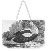 King Duck Weekender Tote Bag