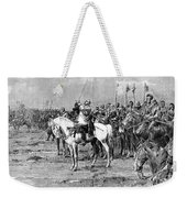 King Gustavus II Of Sweden Weekender Tote Bag