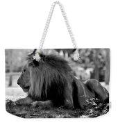 King Of Cats Weekender Tote Bag