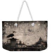 King Of The Pier Weekender Tote Bag