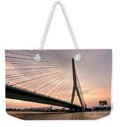King Rama Bridge Bangkok Weekender Tote Bag