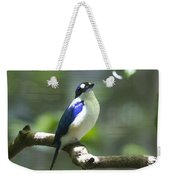 Kingfisher V2 Weekender Tote Bag