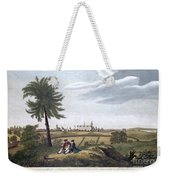 Kings College, New York Weekender Tote Bag by Granger