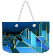 King's Highway 8 Weekender Tote Bag