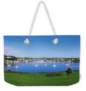Kinsale, Co Cork, Ireland Boats And Weekender Tote Bag