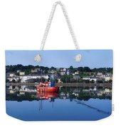 Kinsale Harbour, Co Cork, Ireland Weekender Tote Bag