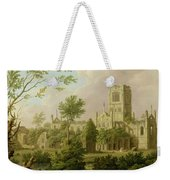 Kirkstall Abbey - Yorkshire Weekender Tote Bag