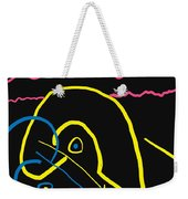 Kissing On The Beach Weekender Tote Bag