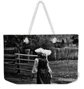 Kitchen Curtsy  Weekender Tote Bag