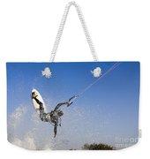 Kitesurfing Weekender Tote Bag