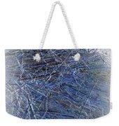 Kitty Blue Weekender Tote Bag