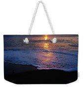 Kitty Hawk Beach At Sunset Weekender Tote Bag