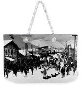 Klondike Street Scene Weekender Tote Bag