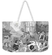 Knighting The Sirloin Weekender Tote Bag by Granger