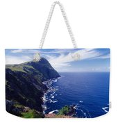 Knockmore Mountain, Clare Island Weekender Tote Bag