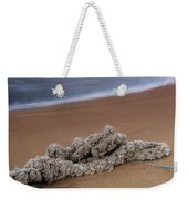 Knots On The Sand Weekender Tote Bag
