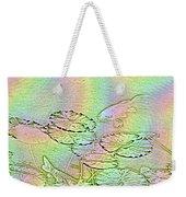 Koi Rainbow Weekender Tote Bag
