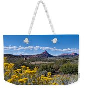 Kolob Terrace Afternoon Weekender Tote Bag