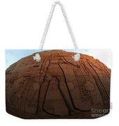 Kom Ombu Temple Heiroglyphics Weekender Tote Bag