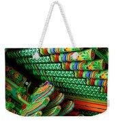 Korean Kolors  Weekender Tote Bag