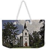 Kostel Panny Marie Lourdske Weekender Tote Bag