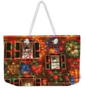 Koziar's Christmas Village Weekender Tote Bag