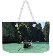 Krabi Island Thailand Weekender Tote Bag