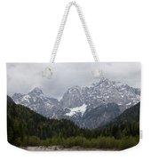 Kranjska Gora Weekender Tote Bag