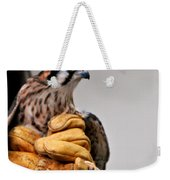 Krestrel Markings Weekender Tote Bag