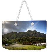 Kualoa Ranch 1 Weekender Tote Bag