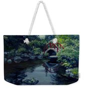 Kubota Reflections Weekender Tote Bag