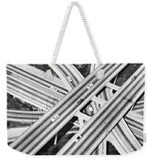 La Freeway Interchange Weekender Tote Bag