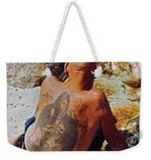 La Ink Man Weekender Tote Bag