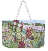 La Maison Et Le Jardin De Monet Weekender Tote Bag